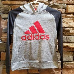 Adidas boys pullover hoodie